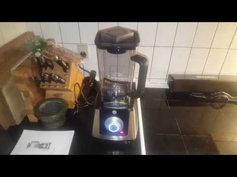 Wilfa Raw Fuel Blender