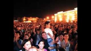 Поддержка Илья Ильина в Кызылорде
