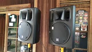 Tes speaker b3 12in dan b3 15in sigma...