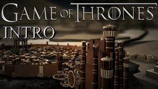 Скачать Game Of Thrones Telltale Games Intro HD