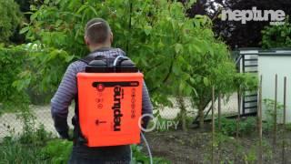 Opryskiwacz plecakowy Neptune Super Garden Pro | Kwazar