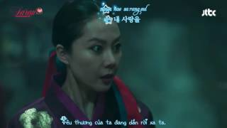 KSRVNFP Han Rom Vietsub Kara Moon Lim Jeong Hee Ost part 3 Mirror of the Witch
