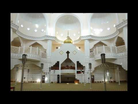 Masjid Bandar Diraja Klang or Royal Town Mosque in Klang, Malaysia