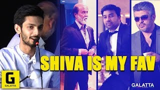 After Rajinikanth and Ajith, It Is Only Shiva – Anirudh | Venkat Prabhu | RK Nagar Audio Launch