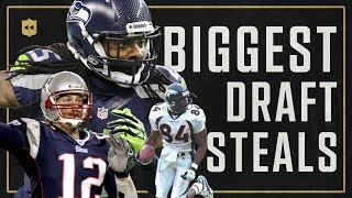The Greatest Late Round NFL Draft Steals of All-Time