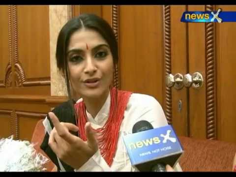 Sonam Kapoor speaks about 'Those Pricey Thakur Girls'