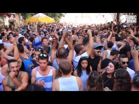 Laughing Buddha  - Jerusalem Summer Street Party