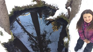 Off Grid Winter Waтer Source: Develop and Haul Water from a Spring?