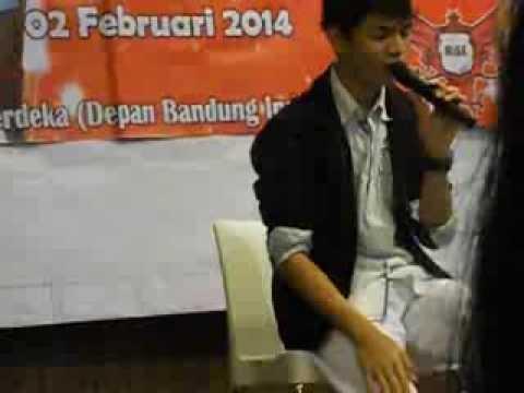 Riostevadit - Evergreen MnG @ Bandung