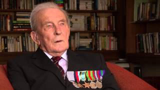 Johnny Johnson talks about Guy Gibson