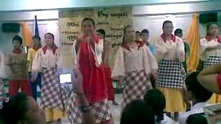 """Ako ay Pilipino "" Interpretative Dance (Closing of English Month) ERJHS"