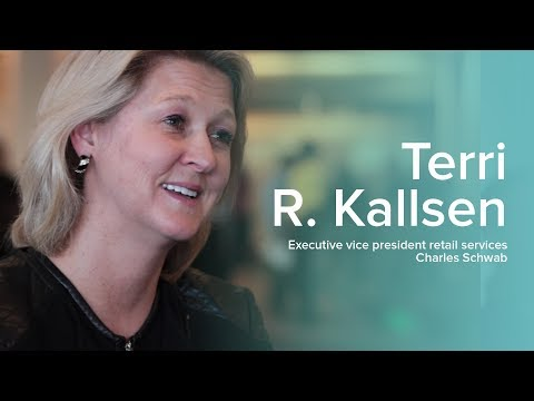 Money20/20 - Terri R. Kallsen, Charles Schwab - Executive Vice President Retail Services,