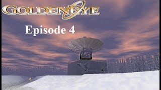 GoldenEye with Mario characters (Walkthrough FR) épisode 4: Surface (00 Agent)