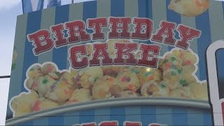 Oc Fair 2014 - Birthday Cake Popcorn