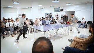 Afghanistan Holding Group - Table Tennis Championship 2019