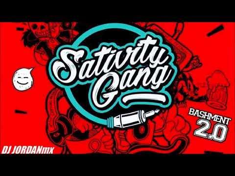 Bashment 2.0 / DJ J✪RDANmx 2018 - Sativity Gang / Dancehall, Afro Muzik+++