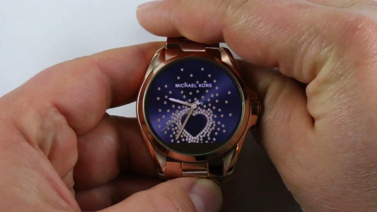 a9080316be3c Smartwatch Michael Kors MKT5004 Bradshaw - Zegarek MK Access - Otozegarki.pl