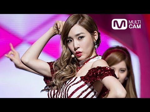 [Fancam] Tiffany of TaeTiSeo(태티서 티파니) Adrenaline(아드레날린) @M COUNTDOWN_140917