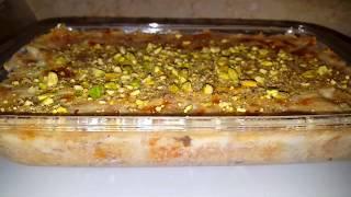 تحميل فيديو أم علي بأسهل طريقة و ألذ مذاق / تحلية من المطبخ المصري Oum Ali