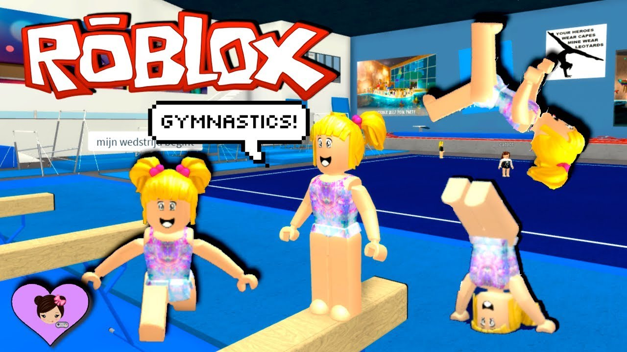 Roblox Gymnastics Game - Baby Goldie Roblox Gymnastic Class Fail Titi Games Roleplay