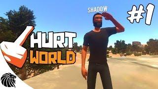 Hurtworld - O Novo Rust? - Survival #1
