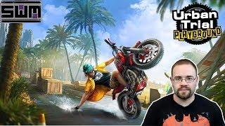 Urban Trials Playground - Trials In Unreal Engine 4! - Nintendo Switch   Spawn Wave Plays