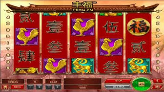 TomHorn - Feng Fu - Gameplay demo