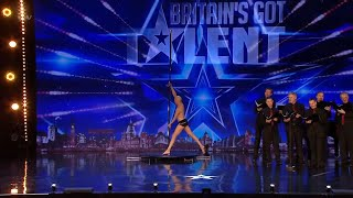 Britain's Got Talent 2019 Michael Sandwick Full Audition S13E07