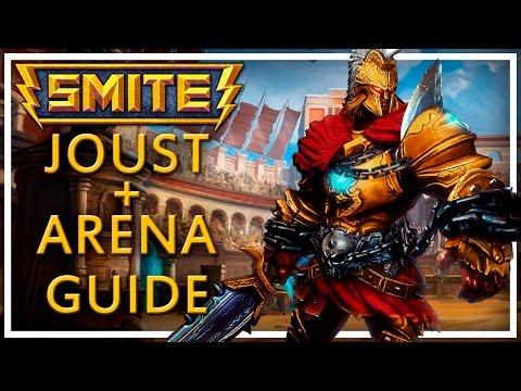 видео: smite: joust + arena, гайд для новичков