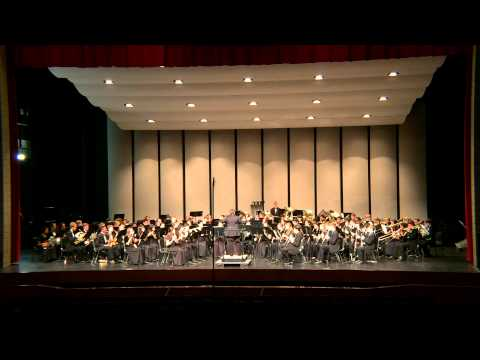 Acrostic Song  2015 Region 26, 6A Concert Band
