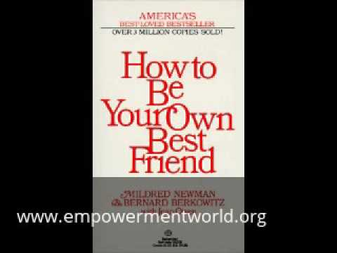 Audio Book-How To Be Your Own Best Friend by Mildred Newman and Bernard Berkowitz