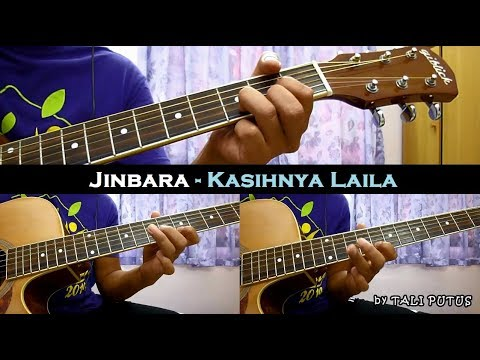 Jinbara - Kasihnya Laila (Instrumental/Full Acoustic/Guitar Cover)