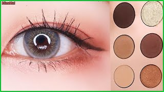 눈화장 하는법 :: 눈 화장법 배우기 #1