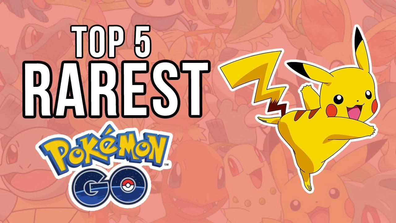 Top 5 rarest pok mon pok mon go locations youtube - Pokemon argent pokemon rare ...