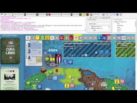 Cuba Libre - Inside the Game