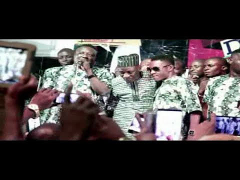 Download SAHEED OSUPA'S OLD BAND BACK ON STAGE