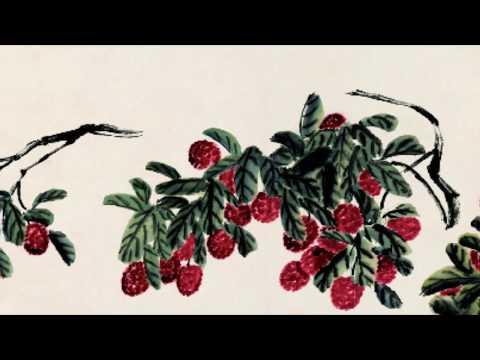 齊白石 Qi Baishi (1864-1957) 國畫畫家 中國
