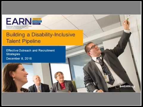 NILG - Building a Disability-Inclusive Talent Pipeline