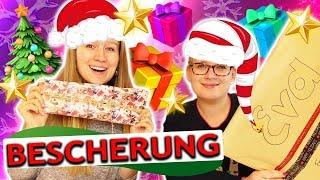 Frohe weihnachten euch allen! das warten hat ein ende! heute ist der 24. und wir überreichen uns gegenseitig die ersten geschenke! 😊#bescherung #weihnachten...