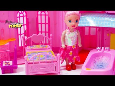 Mainan Bayi Mainan Anak Perempuan Bayi Mandi Mainan Baby Doll Bath Shower Baby Toys Youtube