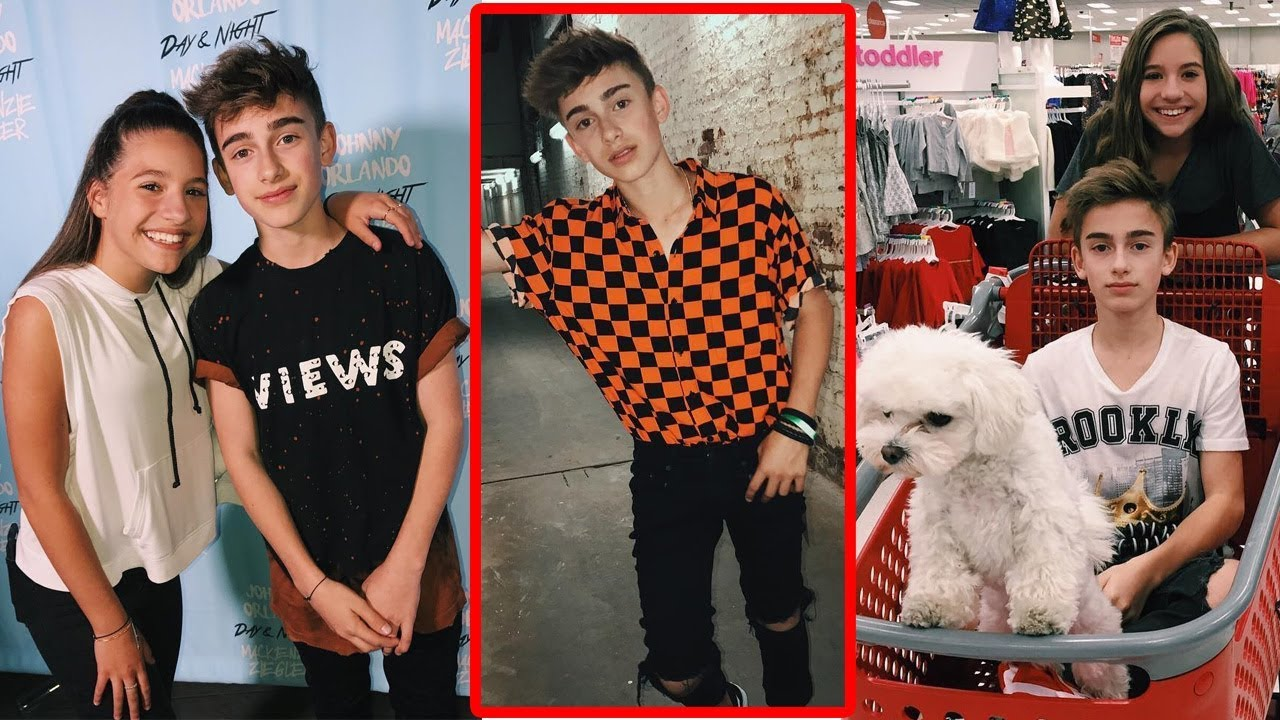 Who is johnny orlando datingplace