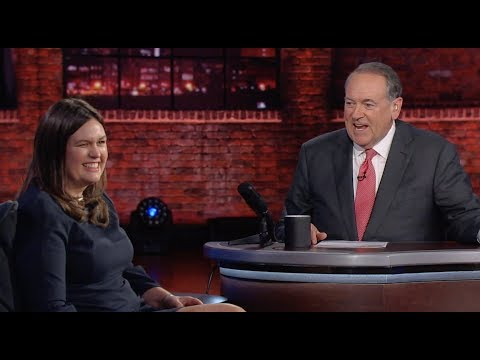 "Sarah Huckabee Sanders Reveals Her BIG Secret: ""Family, Faith & Friends"" 