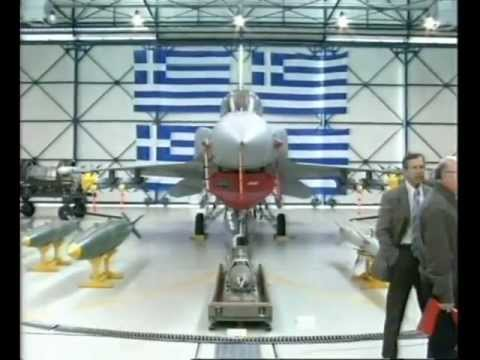 F-16 Block 52+ 340 Fox SQuadron HAF