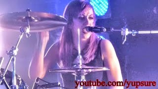 Skillet Undefeated Live HD HQ Audio!!! Starland Ballroom