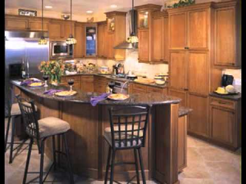 Kitchen craft cabinets design ideas - YouTube