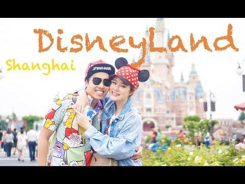TRAVEL    1 Day in Shanghai Disneyland พาเที่ยวดิสนีย์แลนด์เซี่ยงไฮ้    NinaBeautyWorld - วันที่ 02 Jul 2018