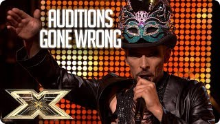 When Auditions Went Wrong in 2018 - Part 1 | The X Factor UK 2018