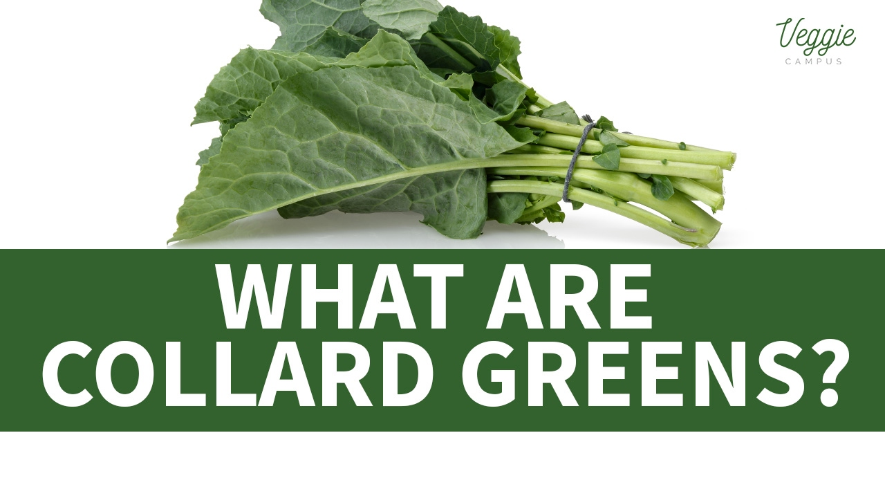 What Are Collard Greens? - YouTube
