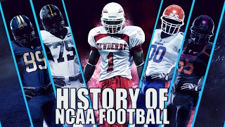 History of NCAA Football (1993-2014)
