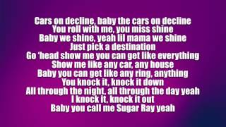 Usher - No Limit ft. Young Thug (Lyrics)